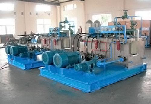 液压装置应用实例