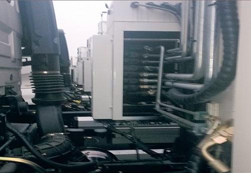 大中型压缩式垃圾车