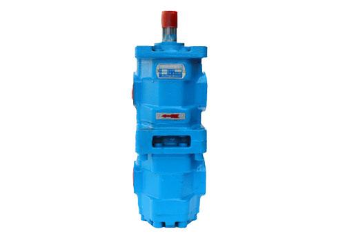 和田502004 CBYK2/YK2双联高压齿轮泵