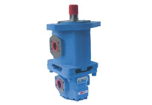 十堰502002 CBYK3/YK2双联高压齿轮泵