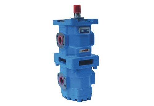 十堰502002 CBYK3/CBYK3双联高压齿轮泵