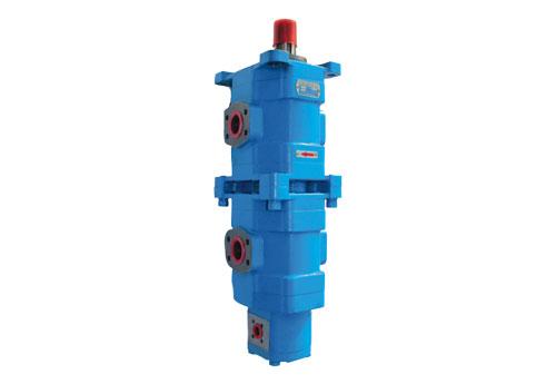 杭州502004 CBYK2/YK2/KK1三联齿轮泵