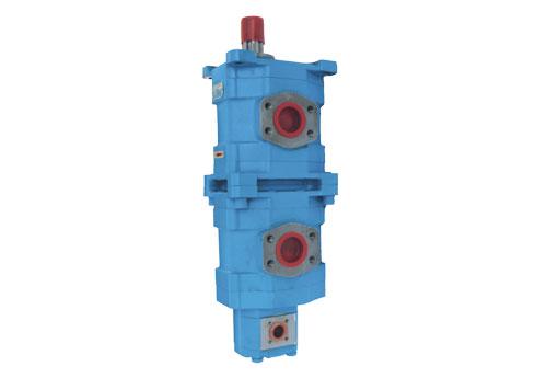 十堰502006 CBYG3/YG3/KK1三联齿轮泵