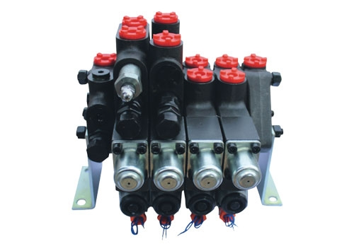503042 JSD-L15手电控多路换向阀