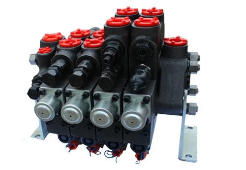 503041 JSD-L18手电控多路换向阀