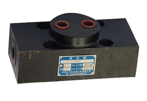 和田505002 F42双向液压锁