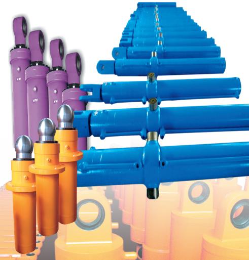 液压缸制造厂家